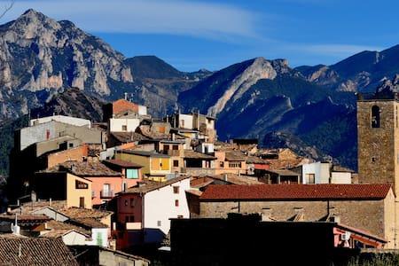 Allotjament rural Cal Tresonito - Coll de Nargó - บ้าน