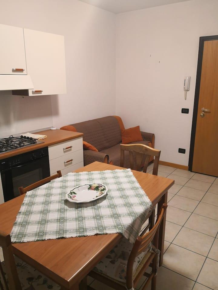 Appartamento 32  intero in Residence , una camera.