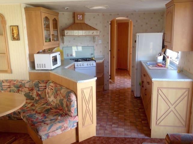 Уютный домик на Куршской Косе - Морское - Huis