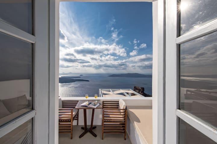 Saint George exclusive Sky studio 2 pax - Imerovigli - Apartment