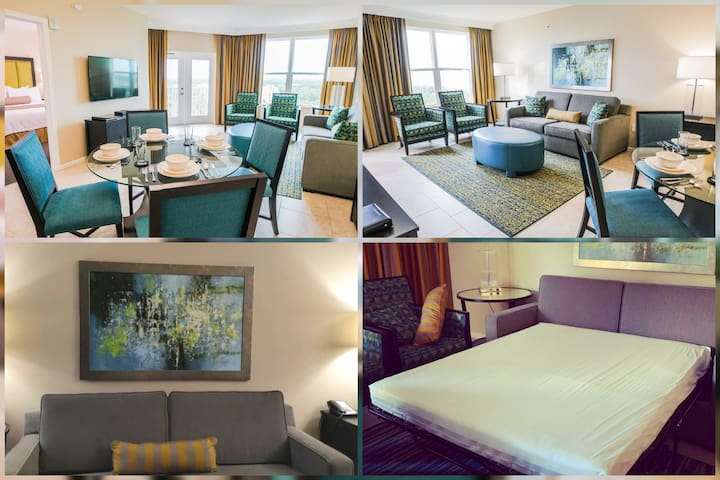 Comfy Stay|Resort Amenities|Shuttles To The Parks