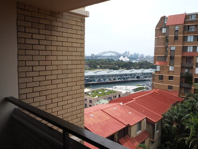 Centrally located with spectacular views! - Potts Point - Byt