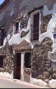Casa rural Rustica terraza parking - Sotillo de la Adrada - Hus