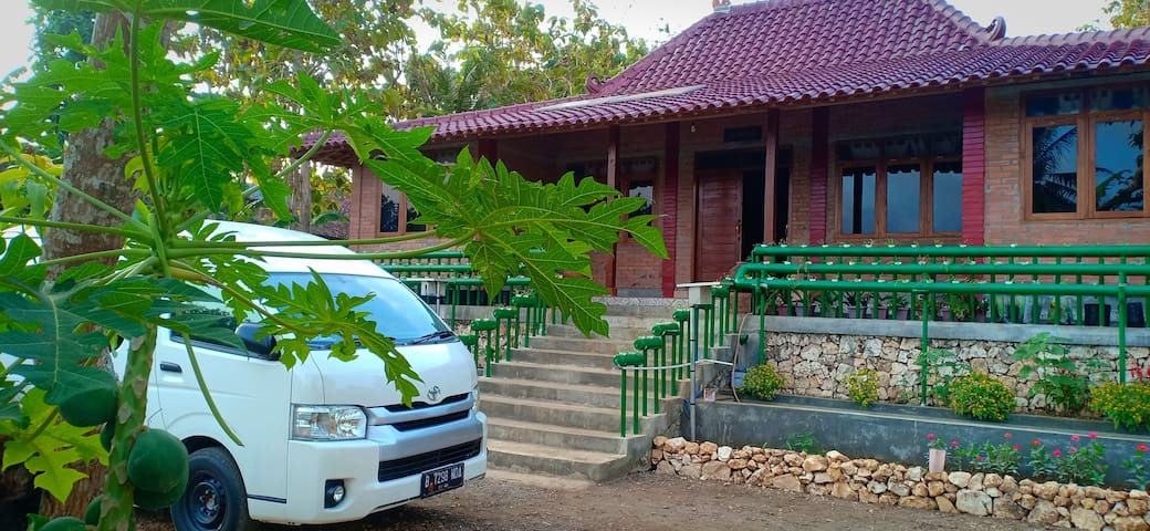 Homestay Yogyakarta - Legundi Panggang
