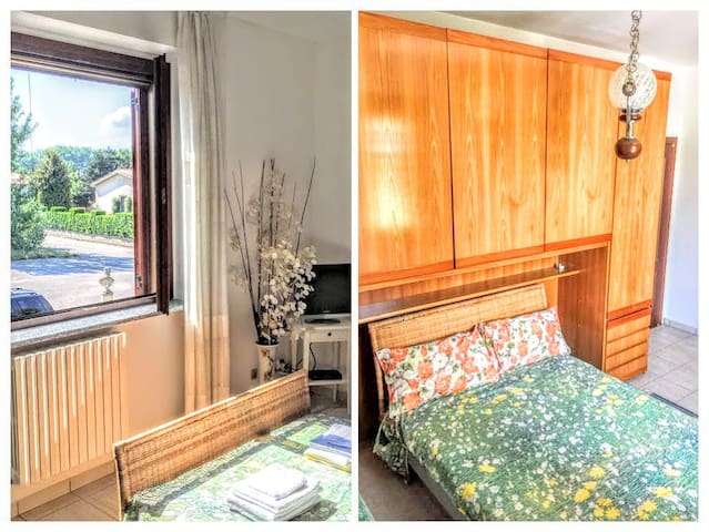 VEV3 Elegant Room in Villa Milan - Vigano - Rumah