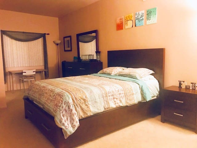 Guest Room (Located on 1st Floor)