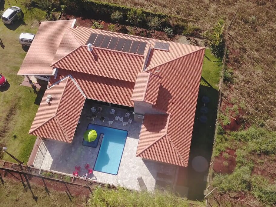 Casa de campo foto: Guilherme Augusto.