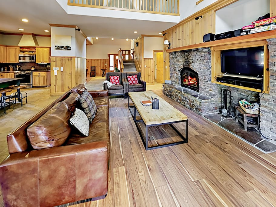 Welcome to Tahoe Vista! Your rental is professionally managed by TurnKey Vacation Rentals.
