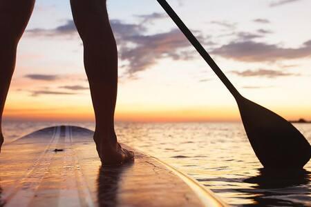 Chalet les pieds dans l'eau (St-Mathieux-de-Rioux)