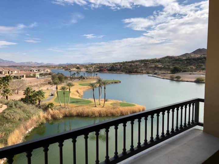 Lake Las Vegas - Penthouse 1 Bedroom Suite