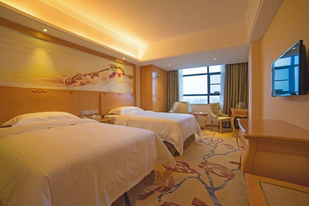 双床1.2米双人房
