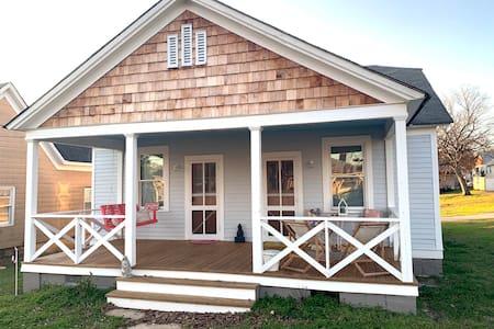 Historic Porterdale Mill Home
