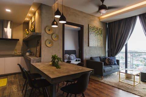 Viva La Vida @ Jazz Suites 1 Vivacity (4 Bedrooms)