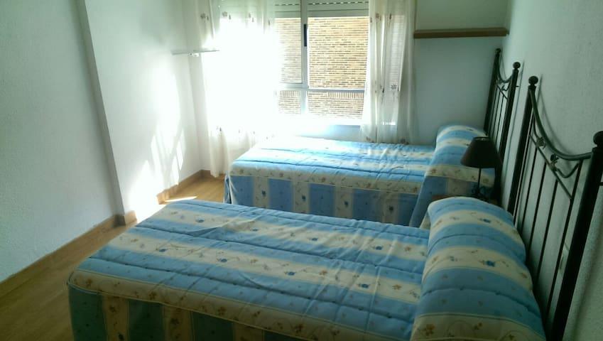 Alquiler habitaciones. Corte ingles