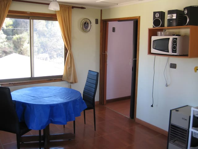Suite con baño privado, ideal para Viaje en Pareja