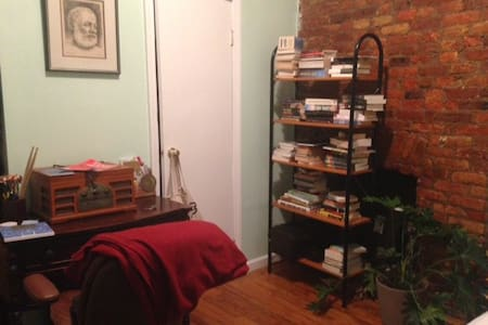 Small Studio in Bed-Stuy/Clinton Hill - Brooklyn - Apartment