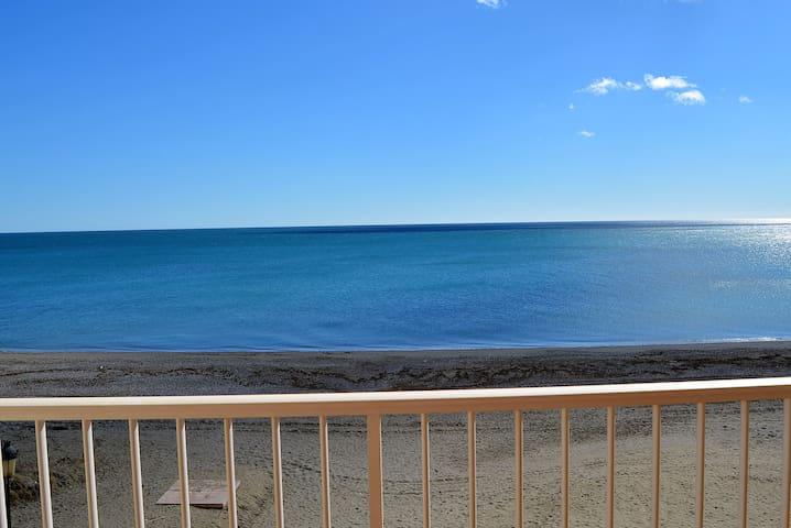 apartamento sobre el mar costa del sol - San Luis de Sabinillas - Apartament