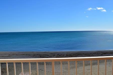 apartamento sobre el mar costa del sol - San Luis de Sabinillas - Lyxvåning