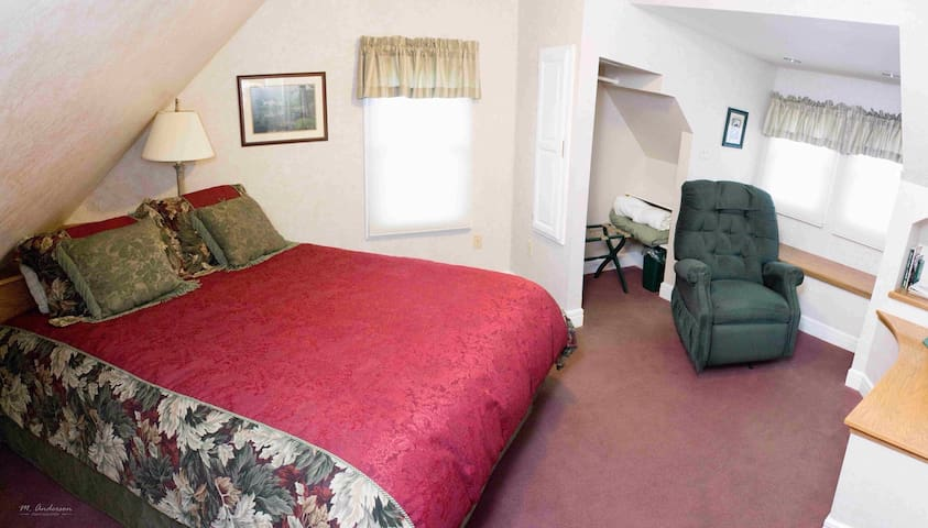 O'Gilley's Room $77 - Lindsborg - Huis