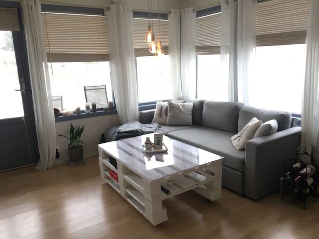 Leilighet med sentral beliggenhet - Jessheim - Apartment