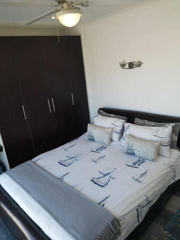Suidersee 17 -Main Bedroom