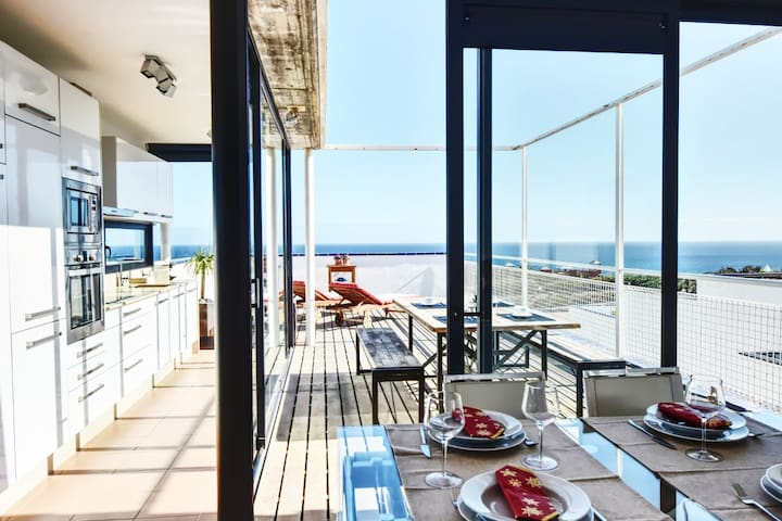 Casa Arkala - Penthouse with awesome sea views