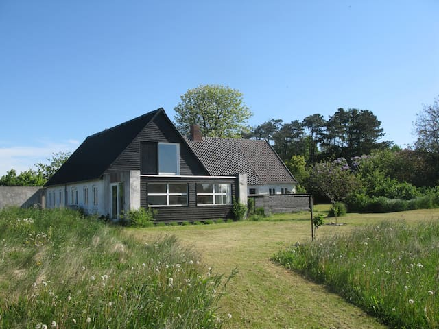 Double rooms on the island Samso near Ballen - Samsø - Rumah
