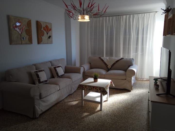 Comfortable family house with private parking.