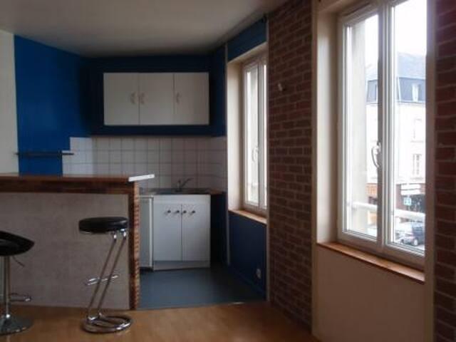 Appart en duplex en centre ville - Cherbourg-Octeville - Appartement