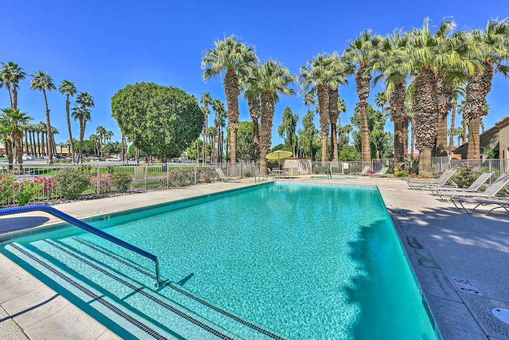 Palm Valley Country Club boasts an array of upscale amenities to elevate your holiday.