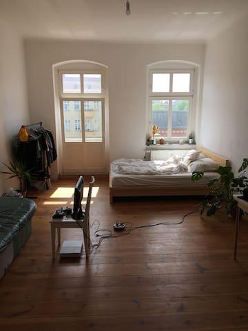 Big, bright room in P-Berg!