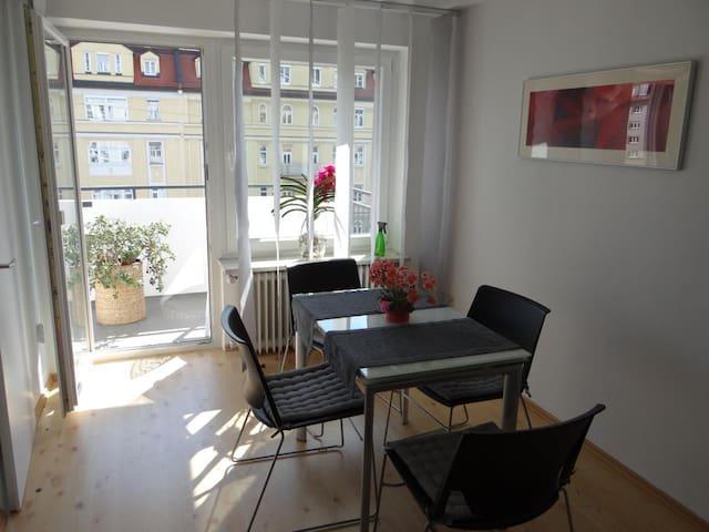 Modern City Appartement in Schwabing