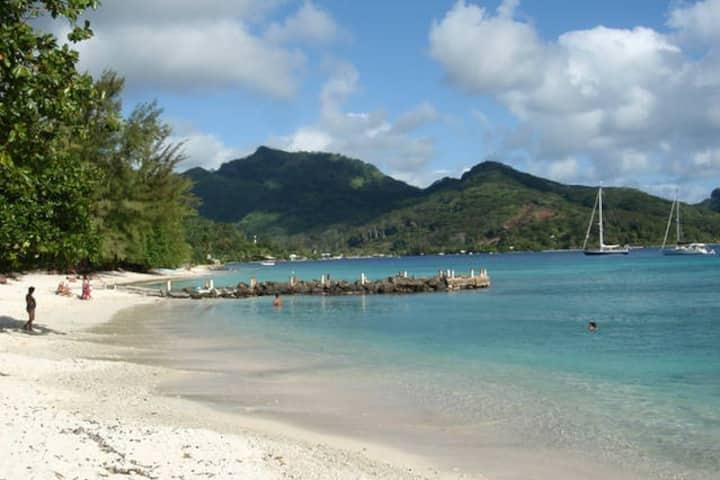 Logement spacieux proche plage et tous commerces