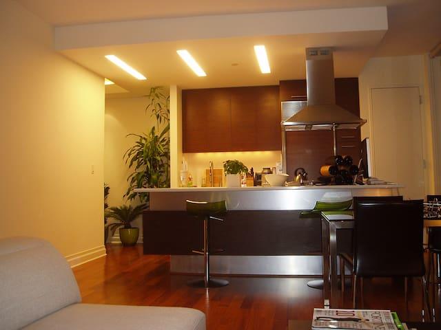 Private bedroom - New York - Lägenhet
