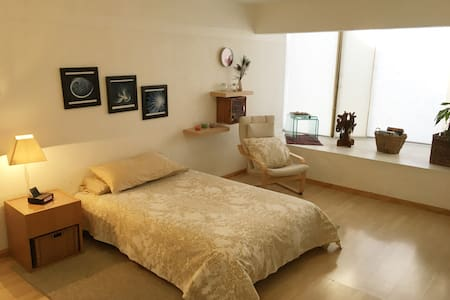 Amplia habitación en Zona tranquila - Zapopan - Hus