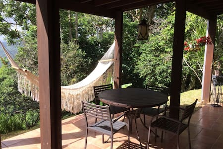 Beautiful mountain getaway!! - Aguas Buenas - Bed & Breakfast