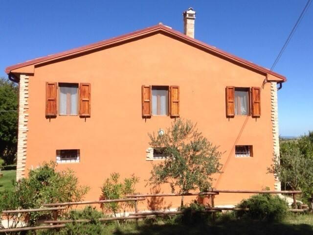 Casale Rossini - Senigallia - Rumah