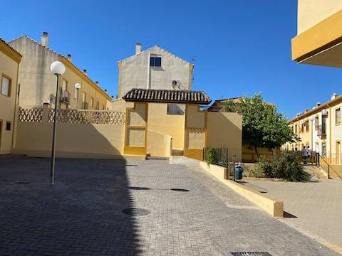 Casa Rural a medio camino de la playa y de Sevilla