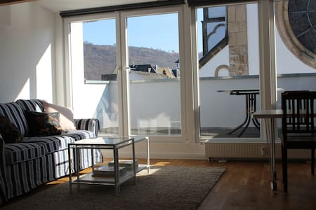 Apartment, market square Boppard, rooftop terrace - Boppard - 아파트