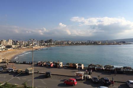 City of waves and horizon - Al mina - Apartemen