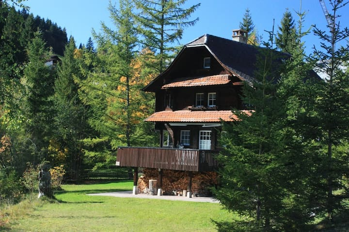 Cozy Holiday-Chalet in Sörenberg