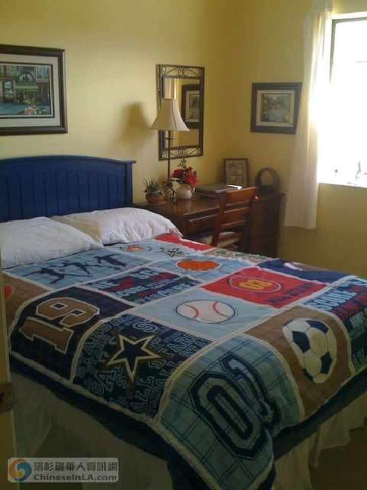 Chino Hills Guest Room