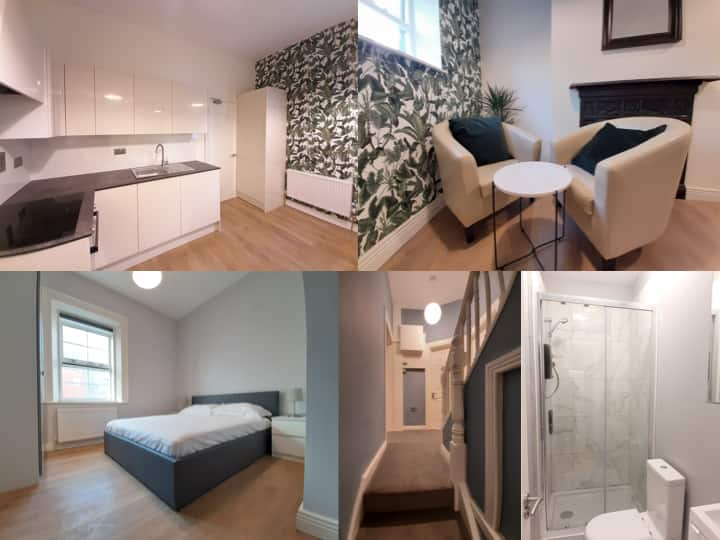 Double Private Room City Centre (1)