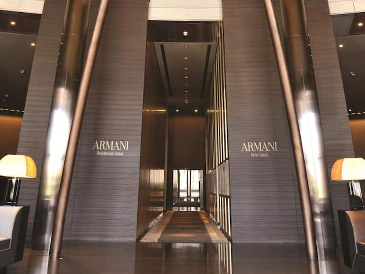 Most Luxurious Building Armani Res