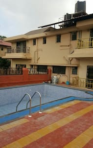 L&T swimming pool - Panchgani, Maharashtra, IN