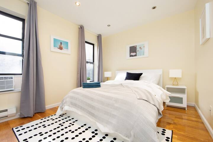 Dreamy Private Bedroom Upper West Side 107 45-2