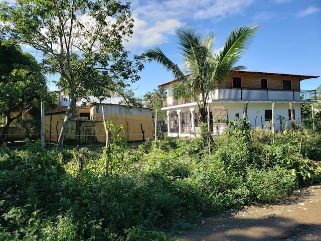 Countryside house near beach