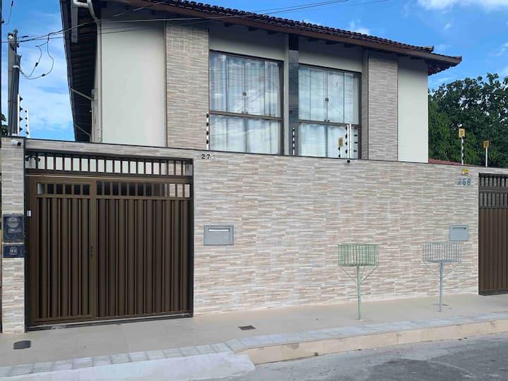 Casa de luxo com banheira Praia do Morro