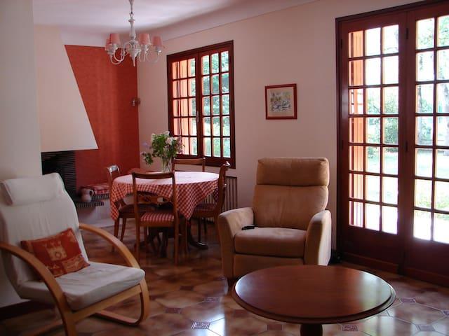 Une maison avec jardin pour un séjour à Oléron