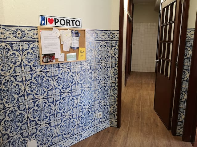Sweet home in Porto room 2